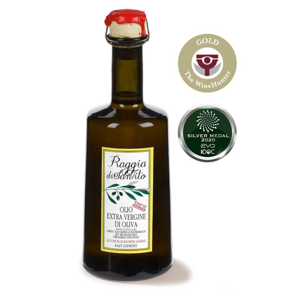 Olivenoel Raggia di San Vito mit Siegel 2020