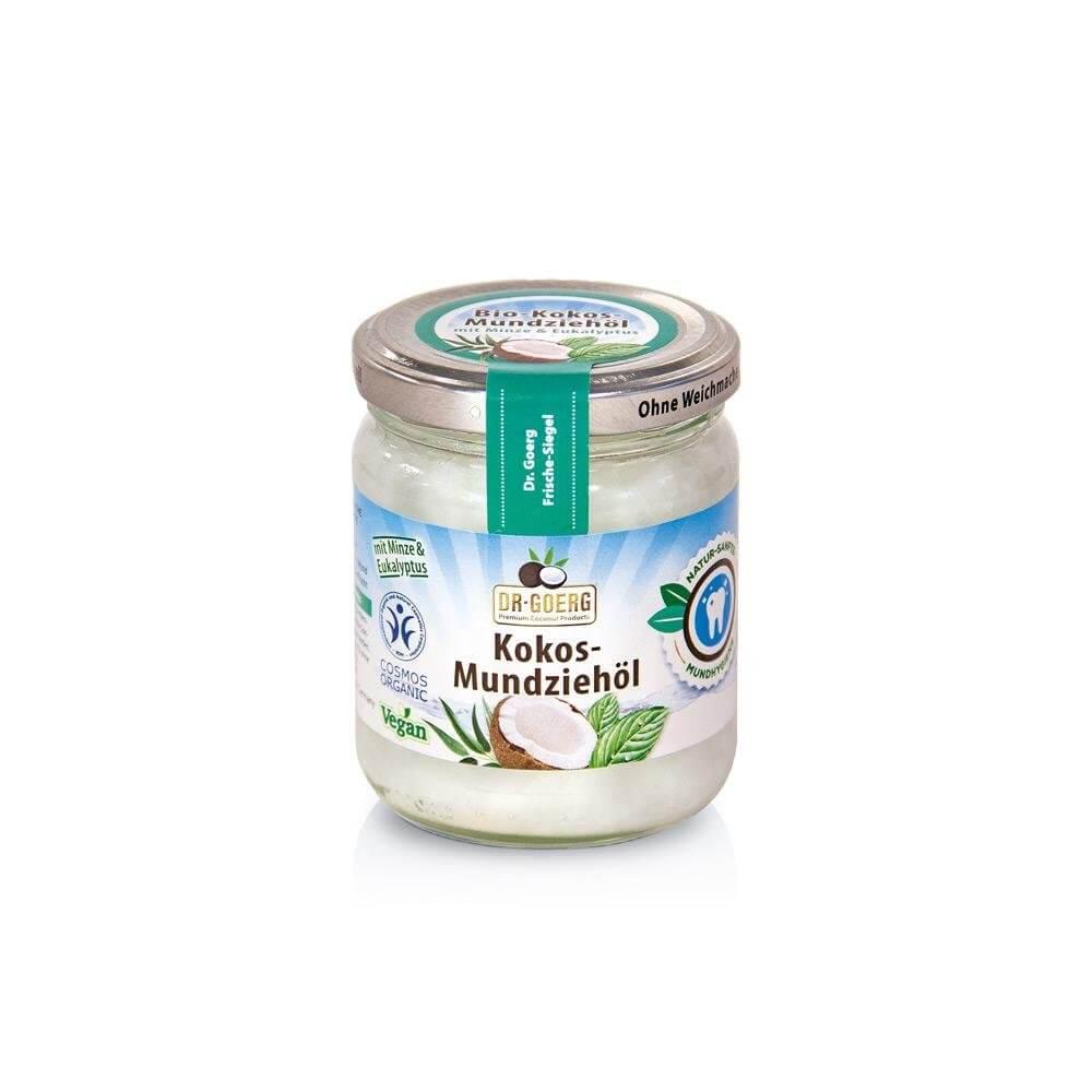 Dr. Goerg Premium Bio-Kokos-Mundziehoel