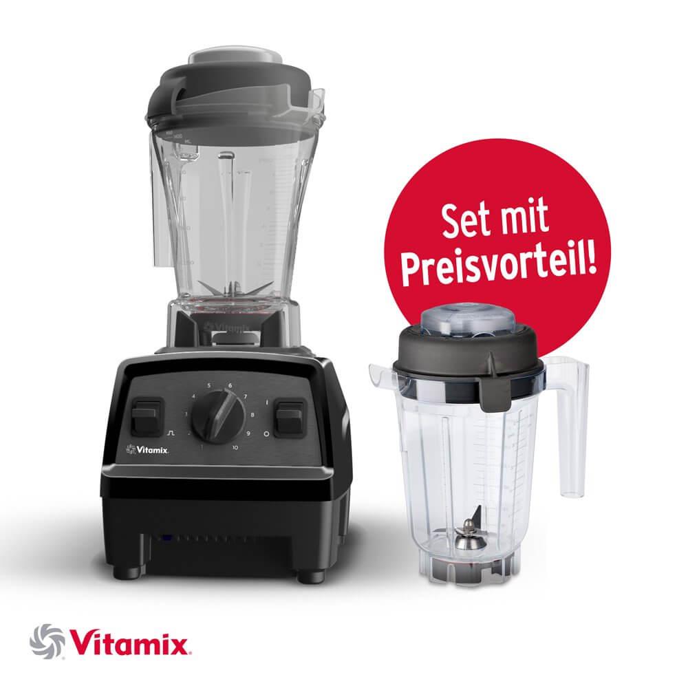 Vitamix SUPER-SET Explorian E310 mit 900 ml Zusatzbecher