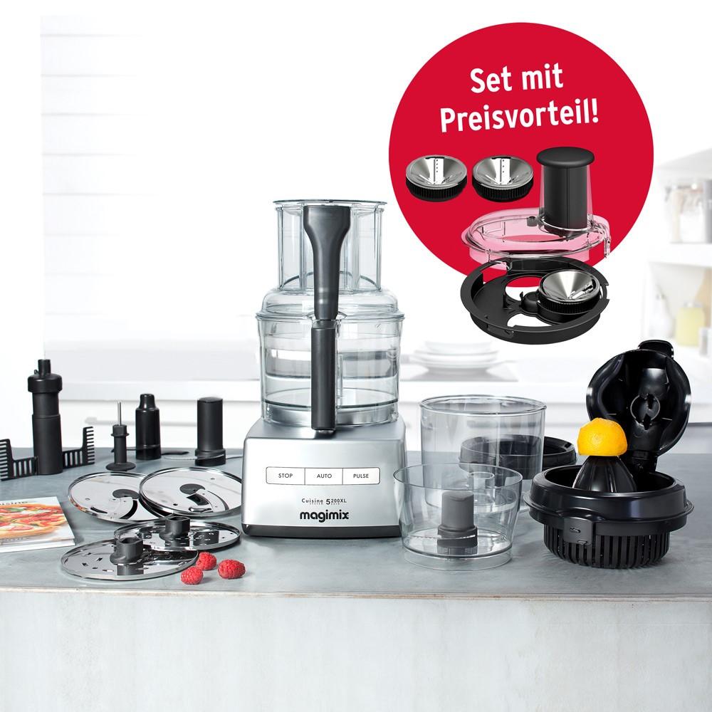 Magimix Super-Set XL mit Spiral-Expert Set zum Vorteilspreis