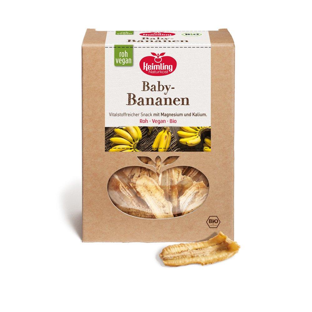 Keimling Baby-Bananen