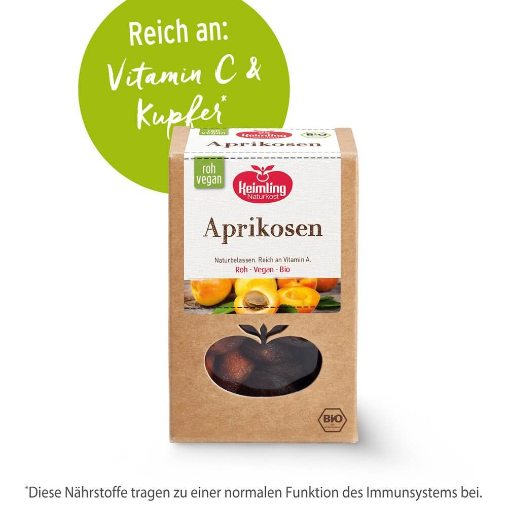 Aprikosen (Marillen) / bio - 2.5 kg
