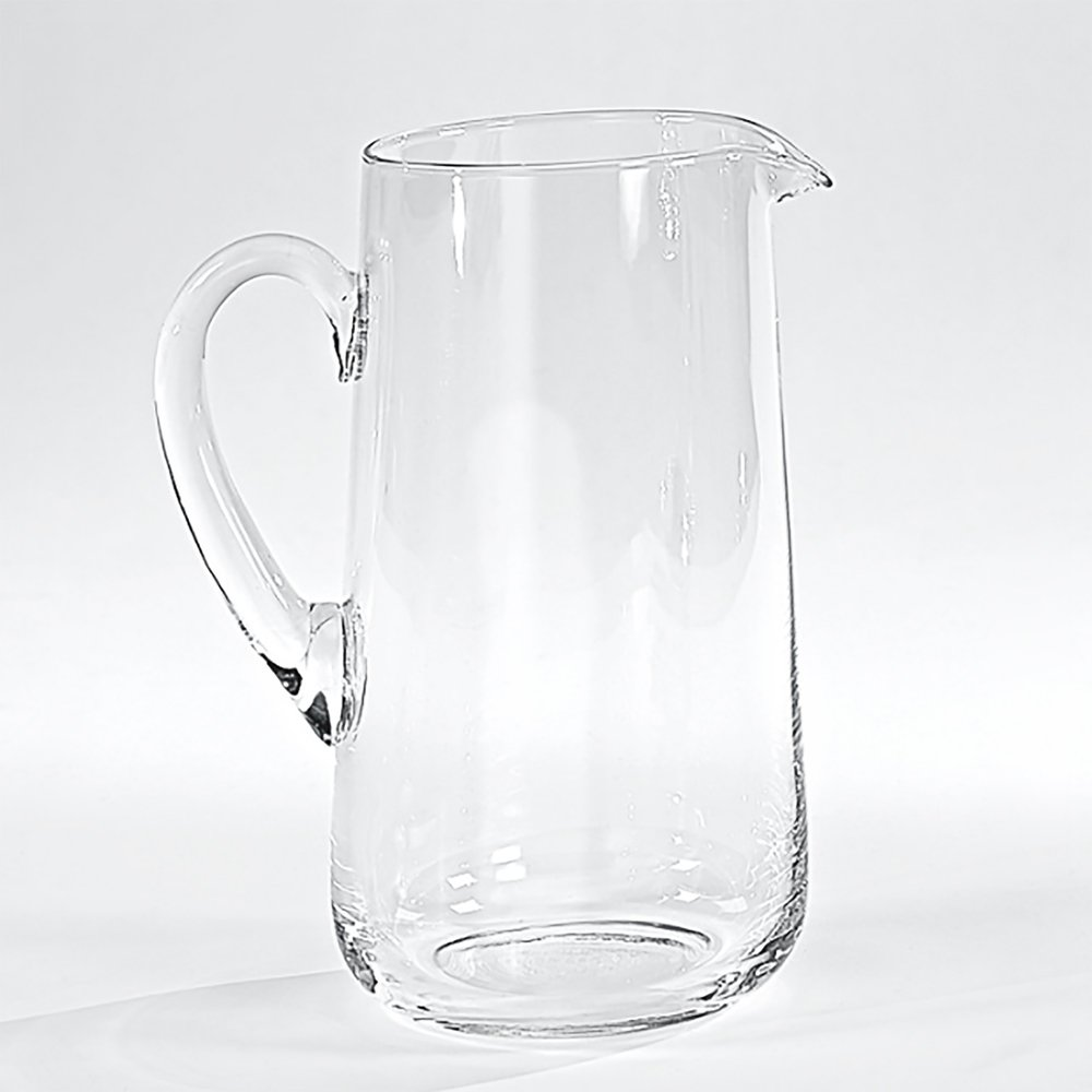 aqua living Edelkaraffe aus Glas