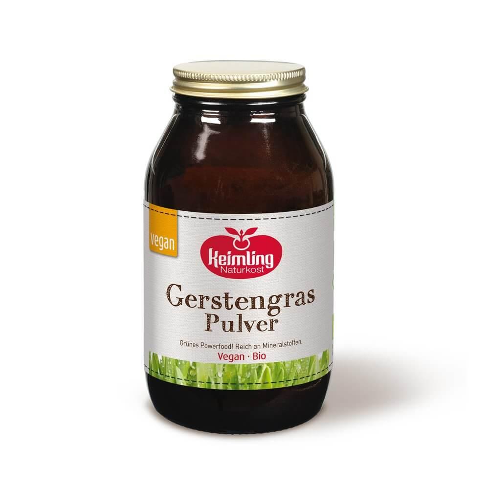 Bio-Gerstengraspulver 300g