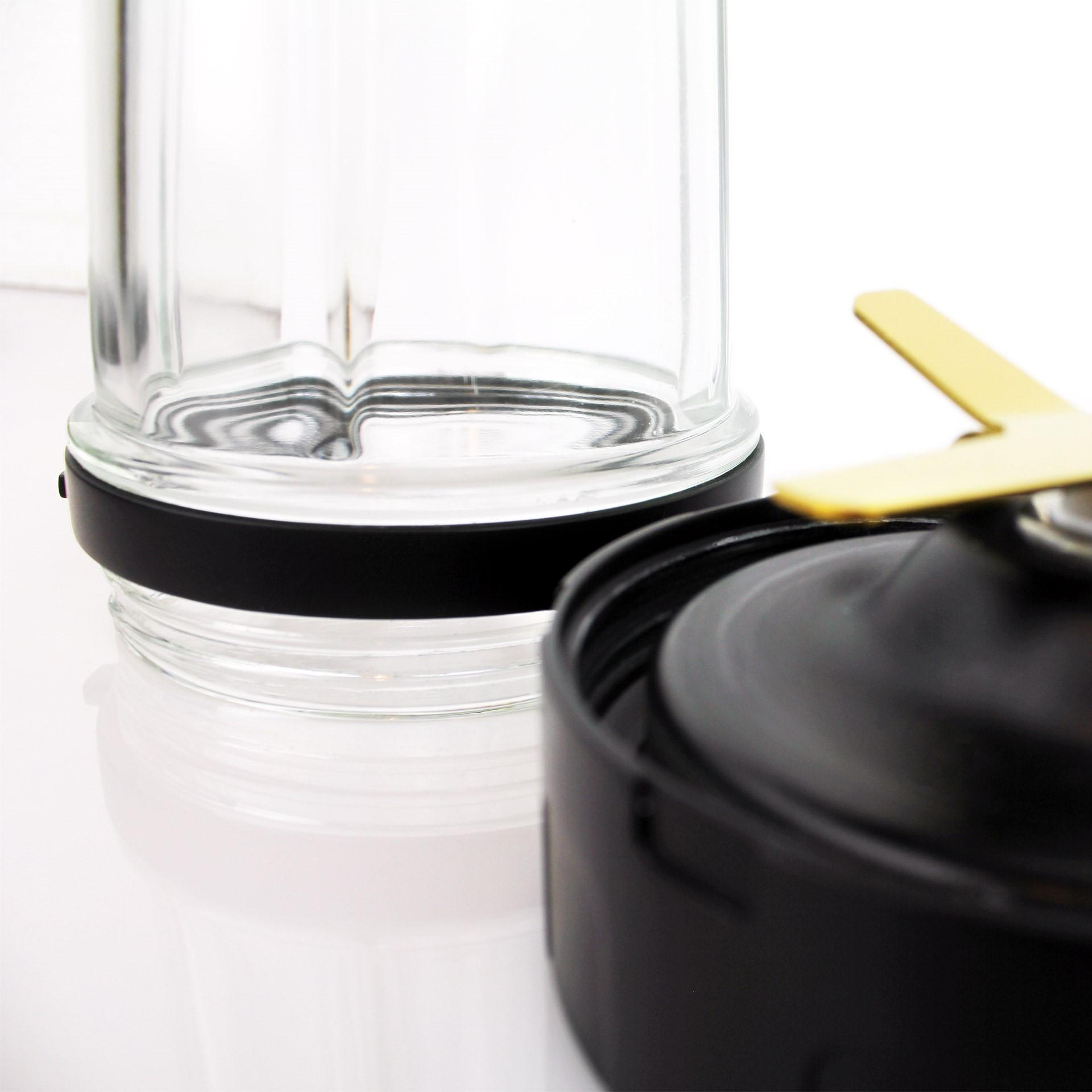 Mixwerk aus Titan für Foodmatic Mixer als Zubehör oder Ersatzteil