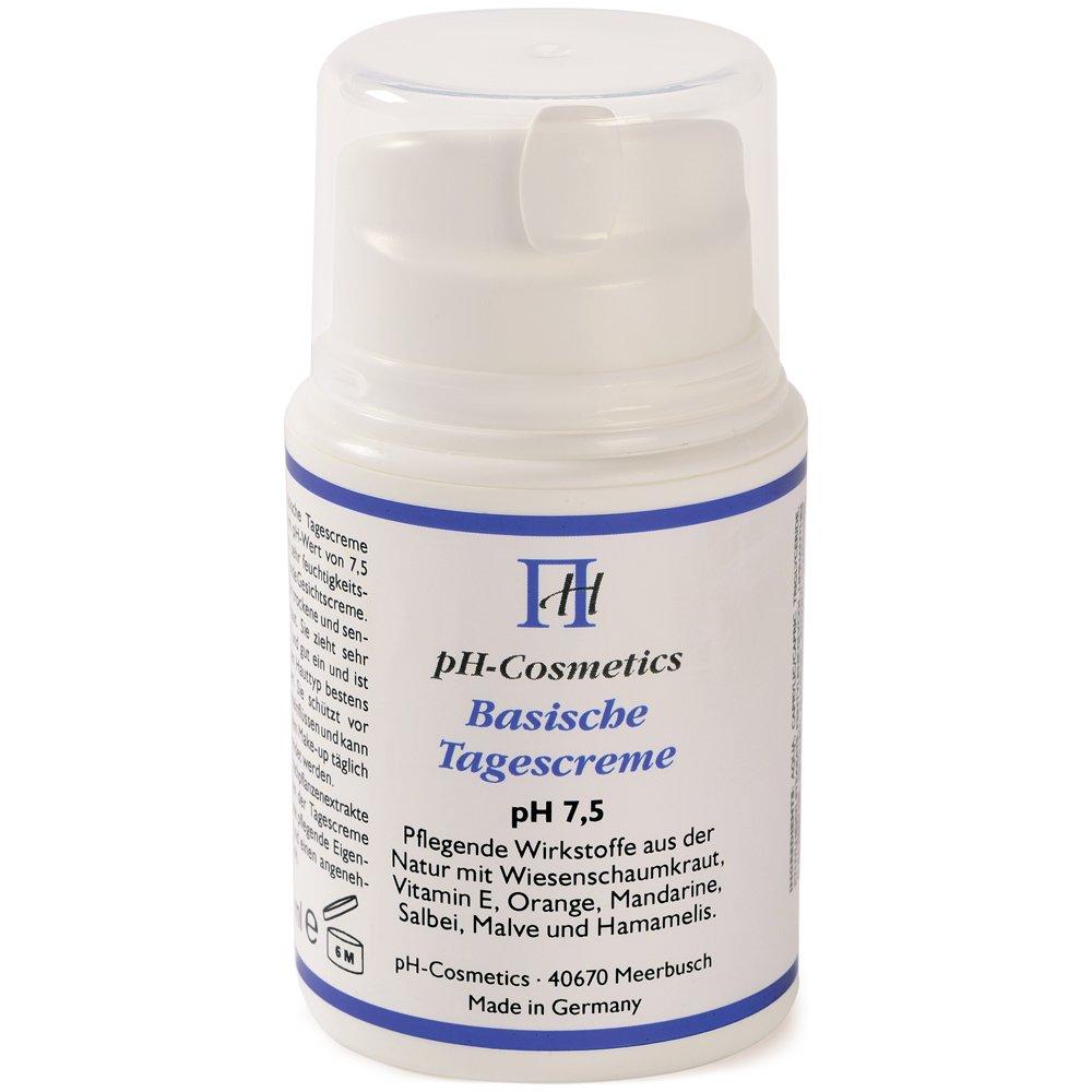 pH Cosmetics basische Tagescreme 50 ml