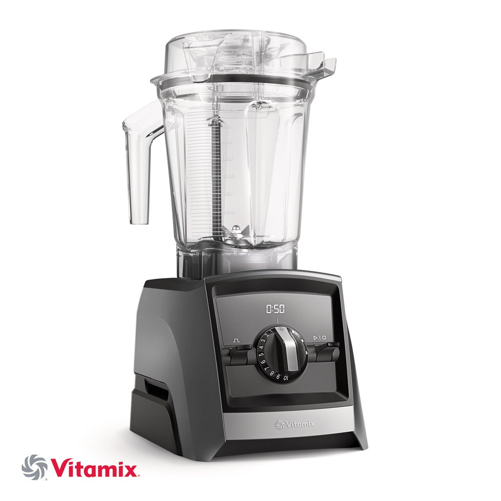 Vitamix Ascent A2500i schiefergrau