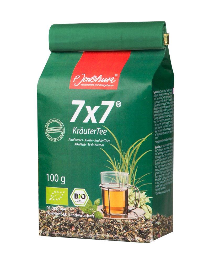 P. Jentschura 7x7 Kräutertee 500 g