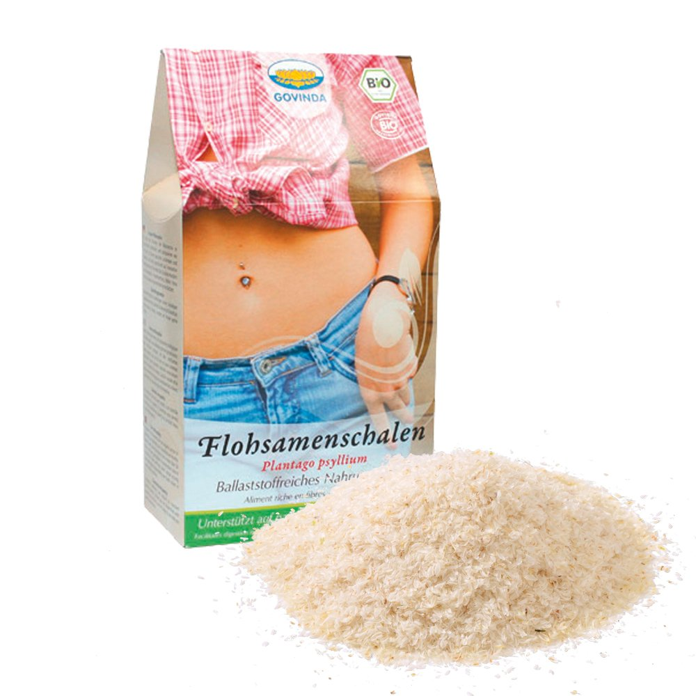 Flohsamen-Schalen 250 g