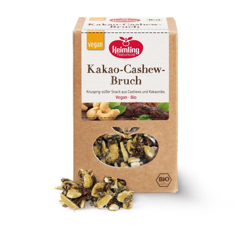 Keimling Kakao-Cashew-Bruch