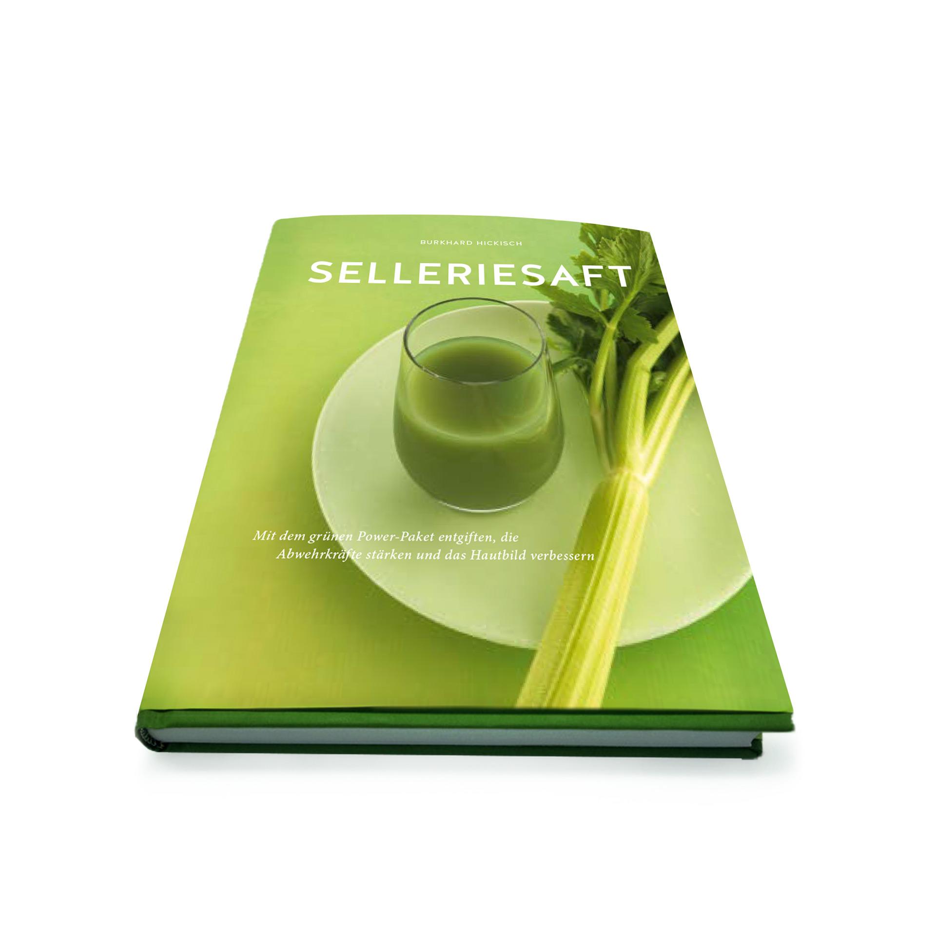 Buch von Burkhard Hickisch Selleriesaft