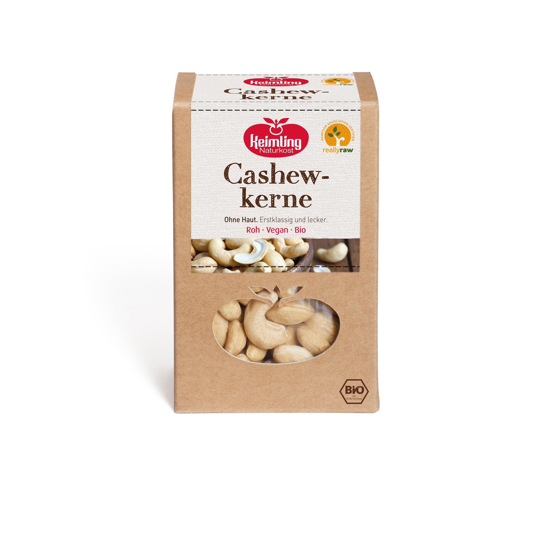 Cashewkerne ohne Haut 200 g
