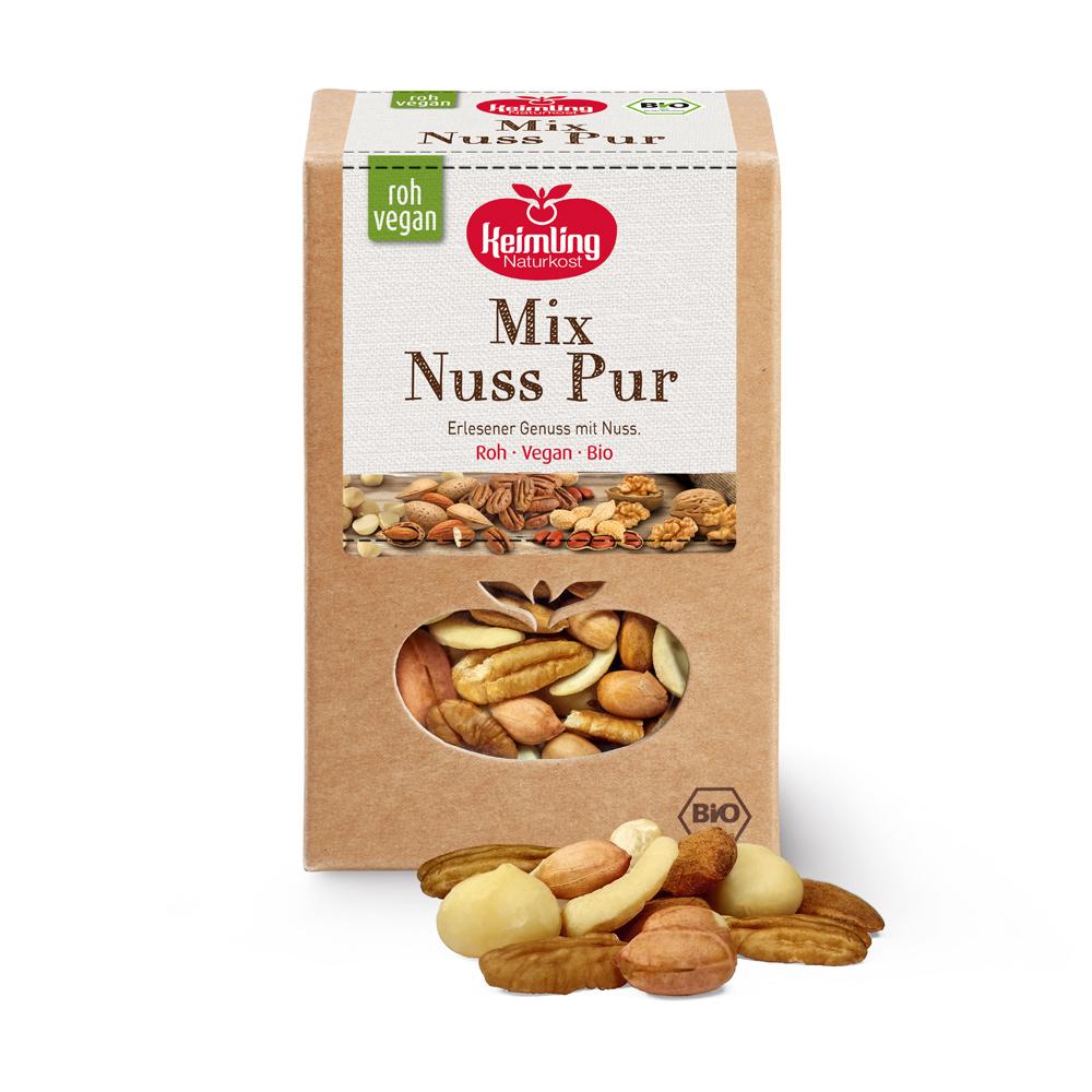 Keimling Mix Nuss Pur, 200 g