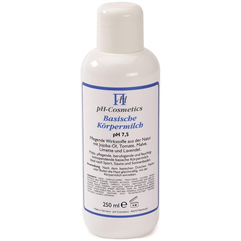 pH Cosmetics basische Körpermilch 250 ml