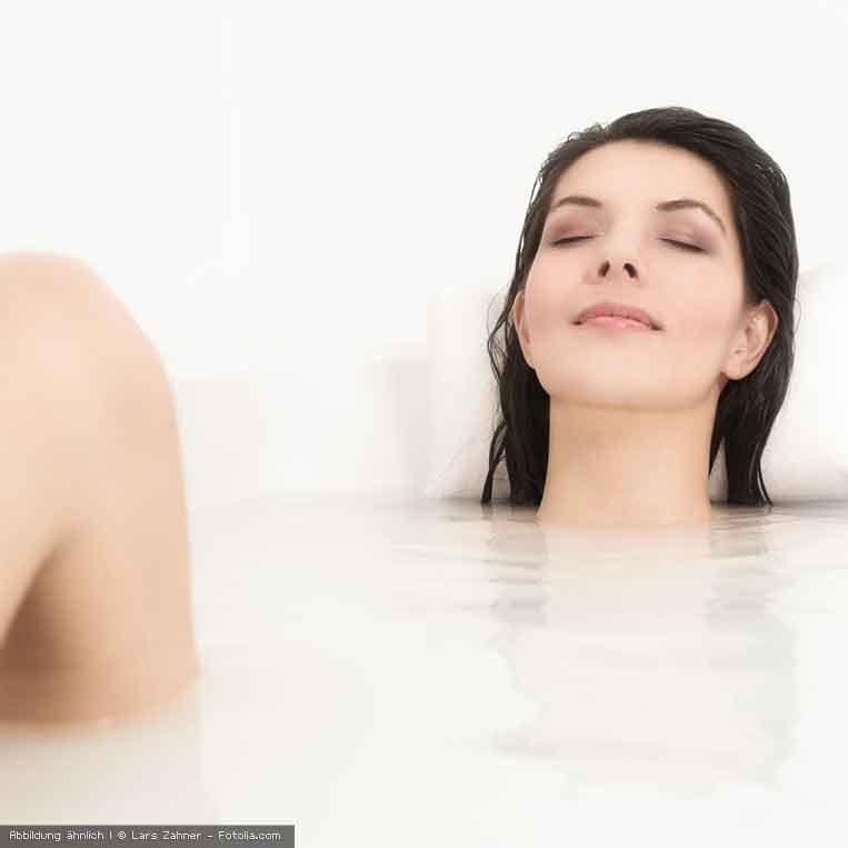 Wohlfuehlen mit dem basischen Badesalz