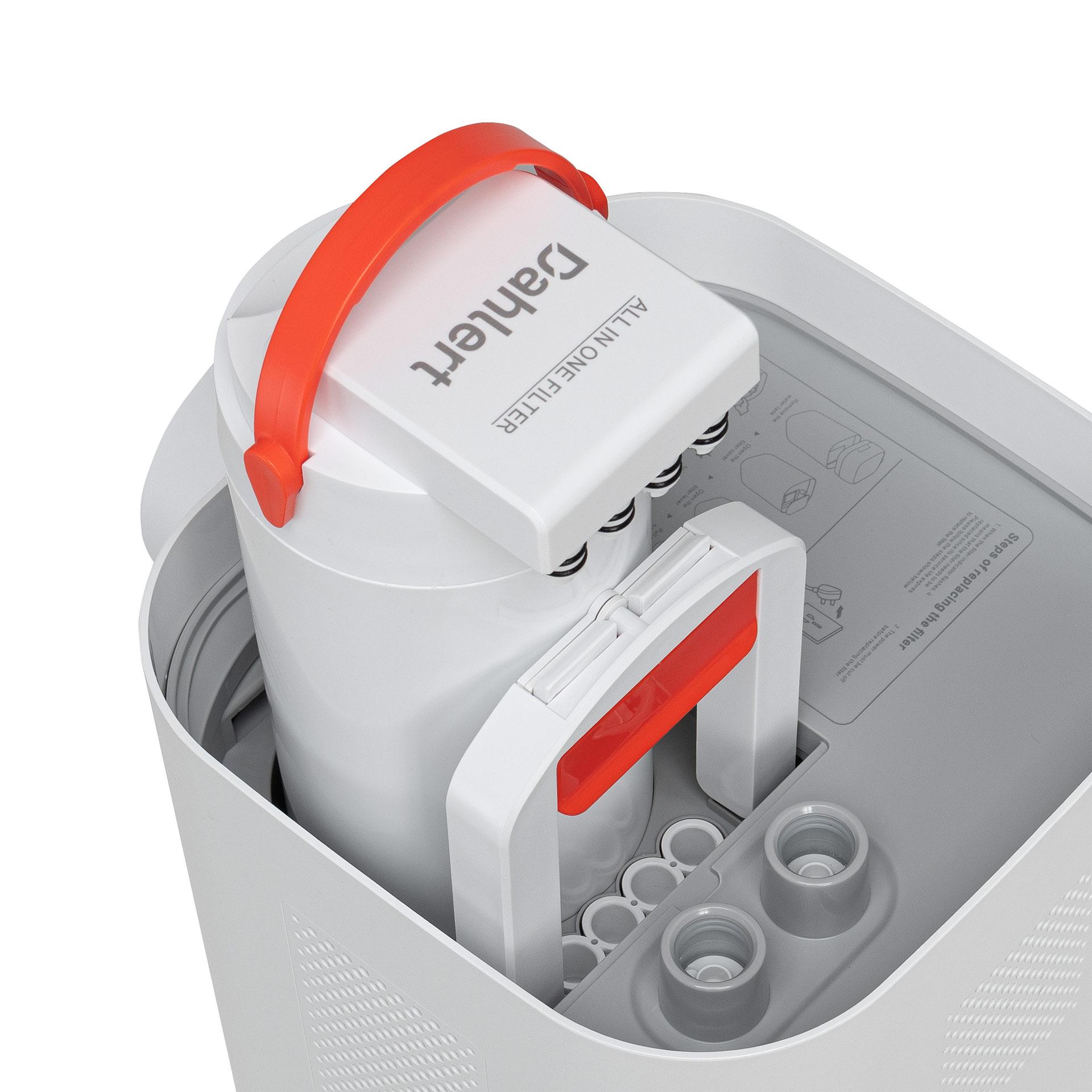 Dahlert Wasserfilter DT-WP-20 - Ersatzkartusche
