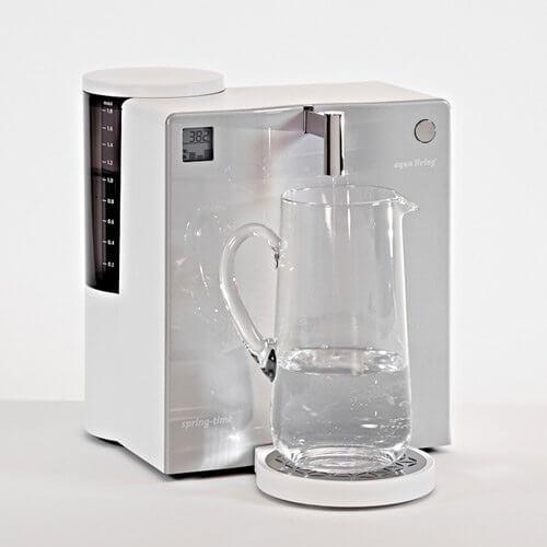 Aqua Living spring-time classic Aluminiumoptik