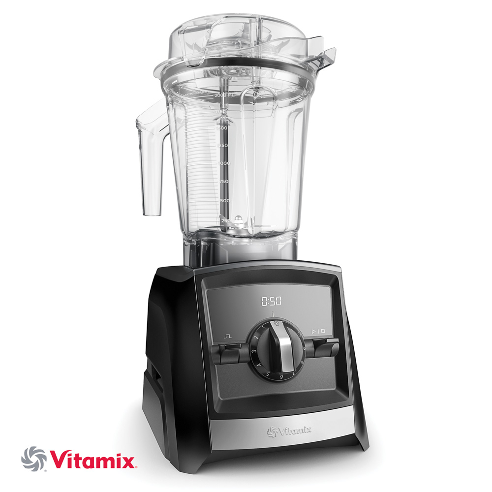 Vitamix Super ASCENT A2300i schwarz