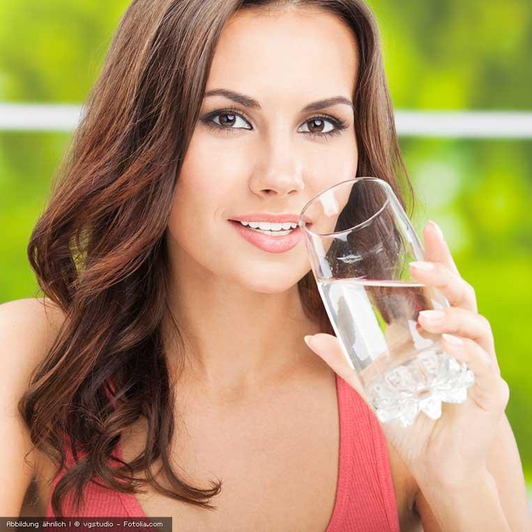 Carbonit Wasserfilter ideal fuer Trinkwasser