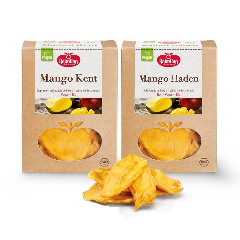 Rohkost-Mango 500g